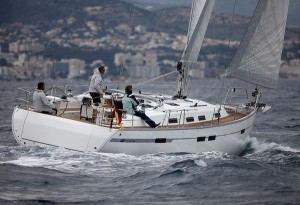Yacht Test Bavaria 45 Cruiser Palma de Mallorca mit Fridjof Gunkel.